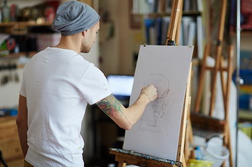 Local Margaret River Artist