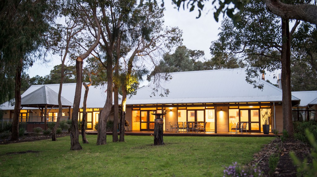 The Margaret River Lodge