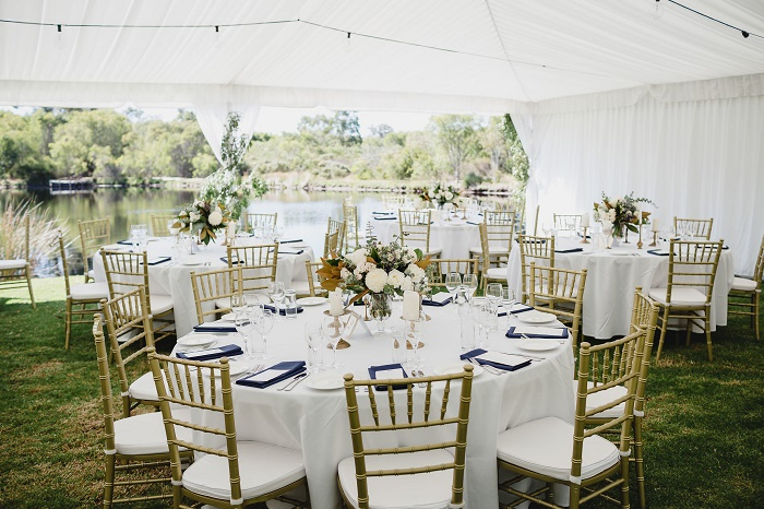 Margaret river wedding venue tranquil forest rise for Wedding venues open late