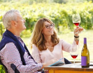 Enjoy a winery tour