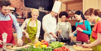 Cooking classes at the Margaret River Gourmet Escape
