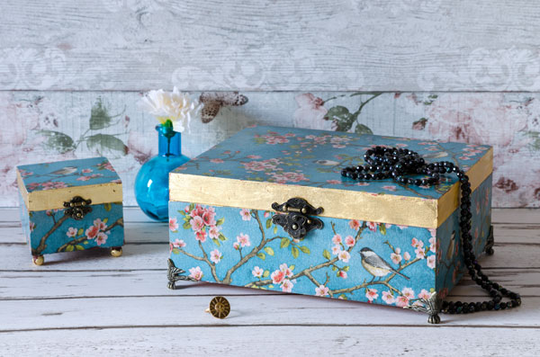 Beautiful Jewellery Chests