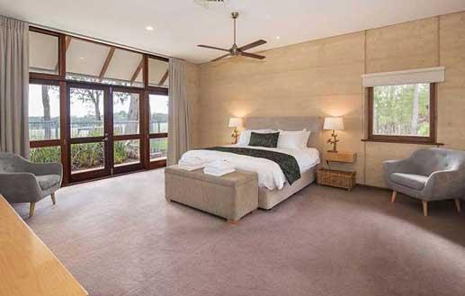 Margaret River Lodge Bedroom