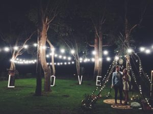 Wedding at Forest Rise