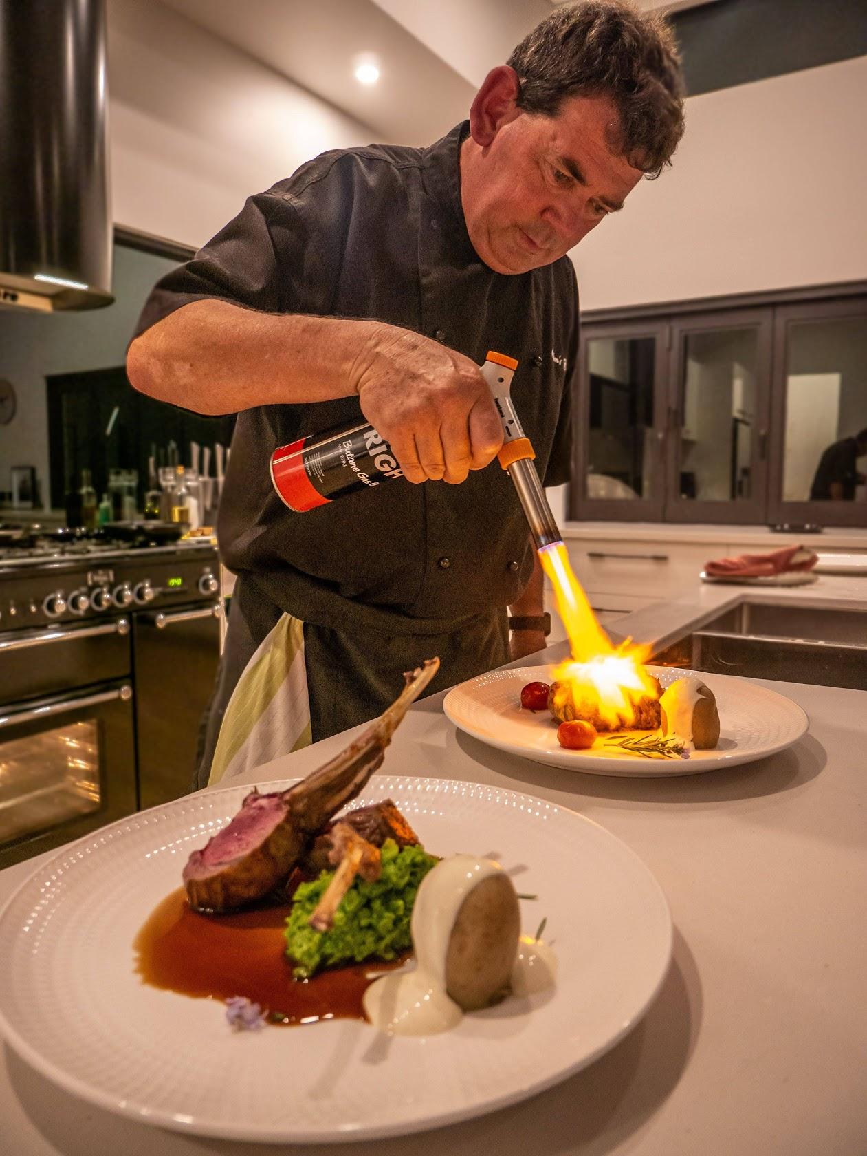 Enjoy an Amazing Steak from Olsen's Catering