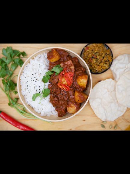 Take home curry
