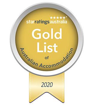 Gold List of Australian Accommodation