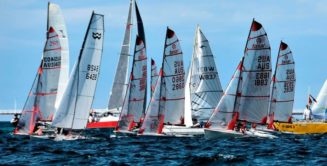 Geographe Bay Race week is one of the region's premier yachting regatta.