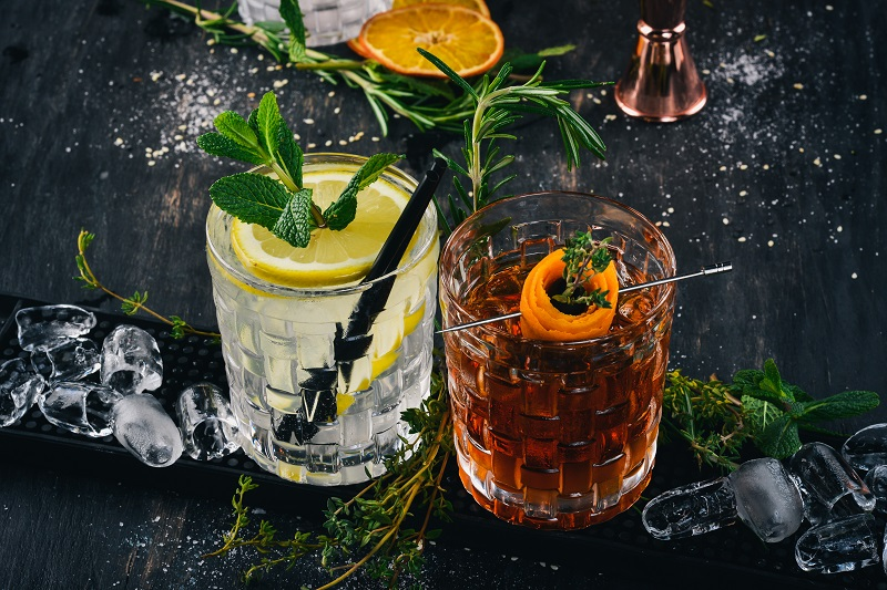 Create your own gin