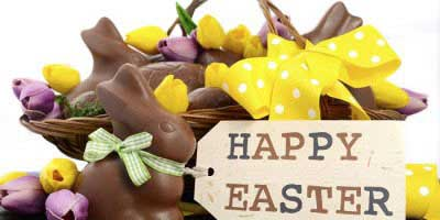 Follow the Trail to Find the Yummiest Chocolates for Easter