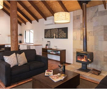 Two Bedroom Spa Chalet