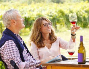 Enjoy a winery tour