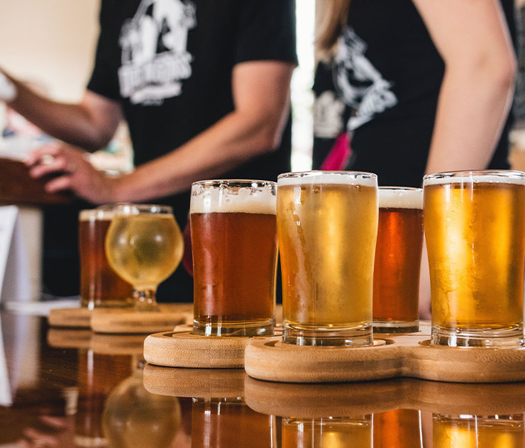 Explore breweries