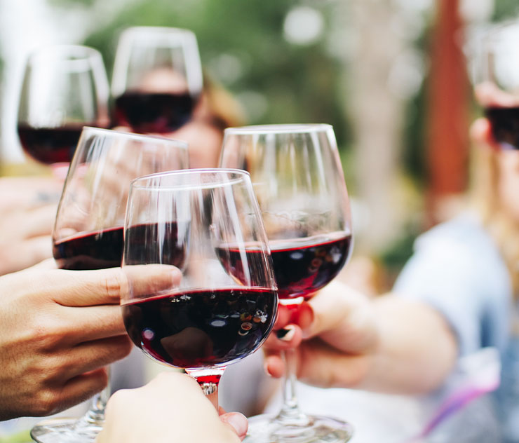 Explore wineries
