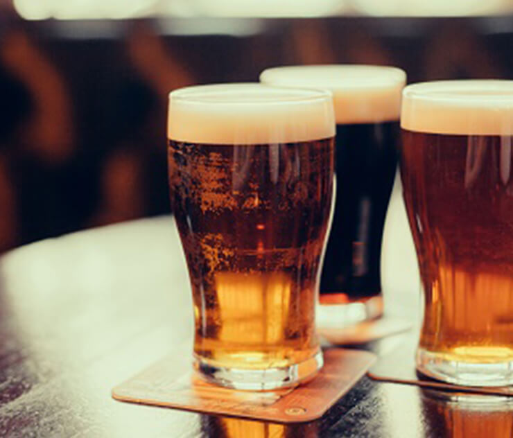 3 delicious beers
