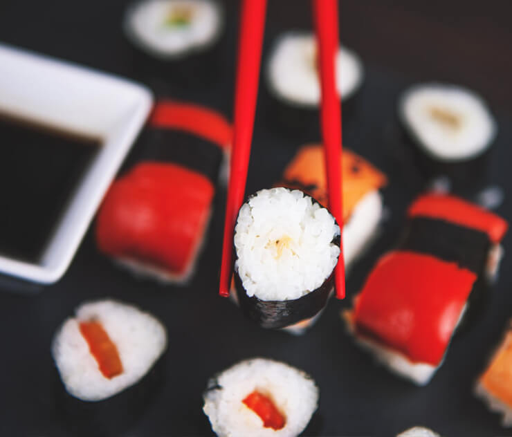 This highly rated, locally popular, dining establishment has proudly earned a number of restaurant awards for both its Asian culinary dishes and its Sushi bar.