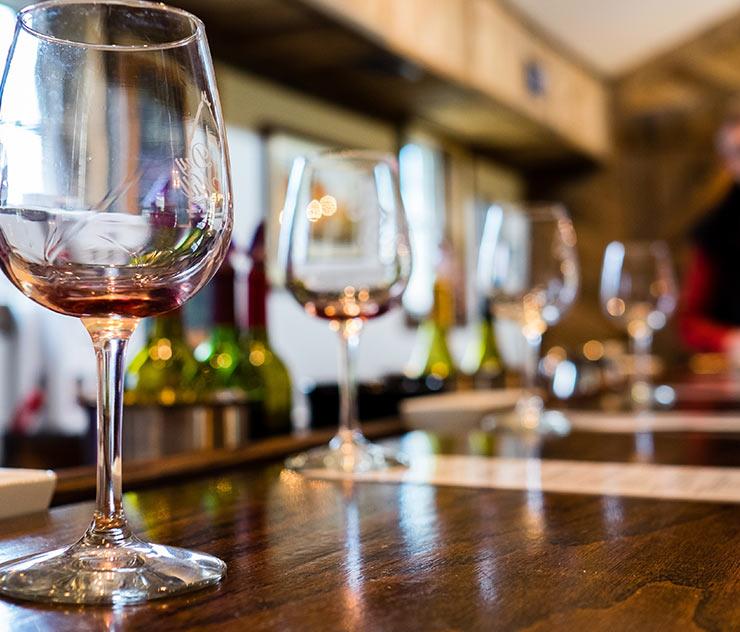 Huge Variety of Wines and Vineyards