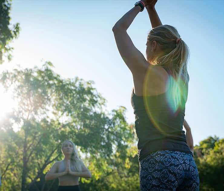 Yoga at Forest Rise