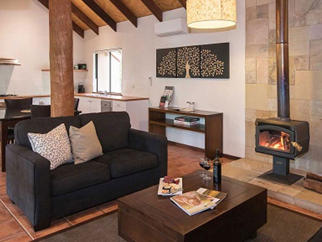 One Bedroom Spa Chalet