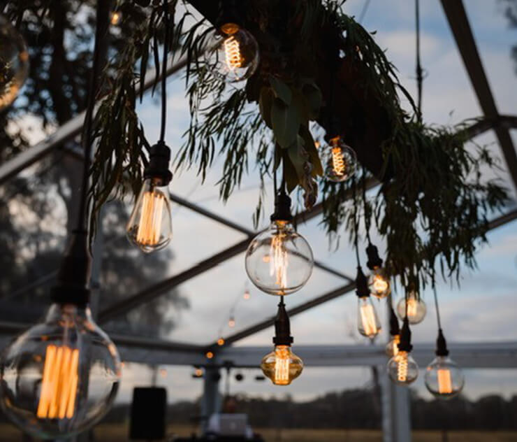 Forest Rise Lodge Night light